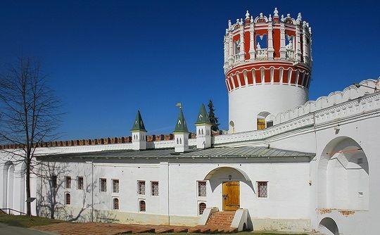 Башня Напрудная