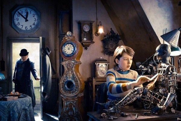 Показ фильма «Хранитель времени» в киноклубе «Парус»