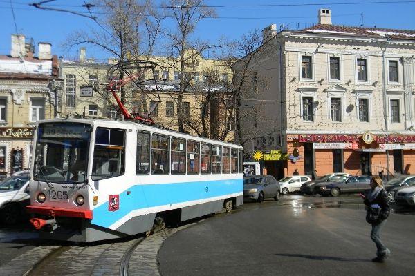 маршрут трамвая – №39