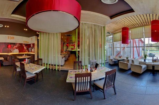 Ресторан «Море суши»
