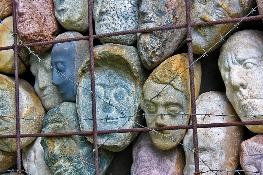 Открытие скульптурной композиции в «Музеоне»