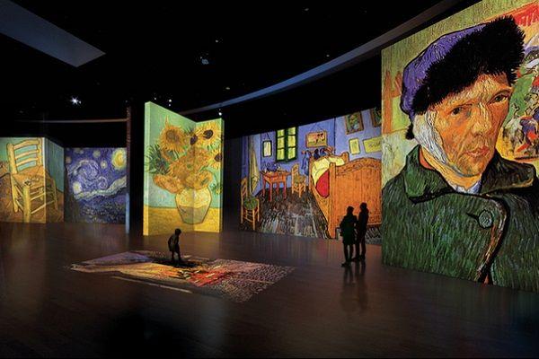 Выставка «Ван Гог. Ожившие полотна»