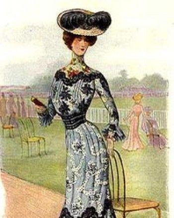 СТИЛЬ И МОДА ( одежда 19-20 века ). В альбоме 502 фотографии Комментарии к