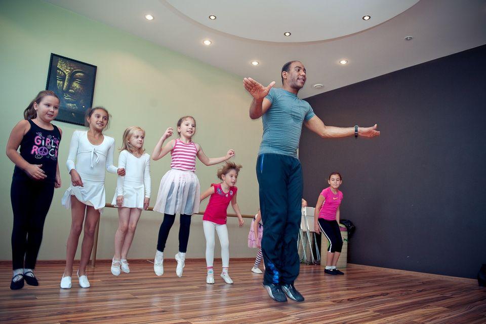Студия йога денс класс