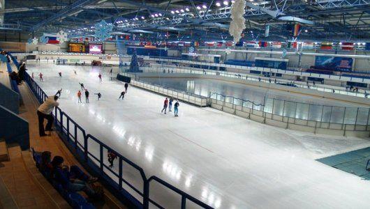PrevNext. «Ледовый дворец»