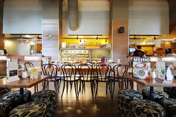 Кофейня «Кофе Хауз»